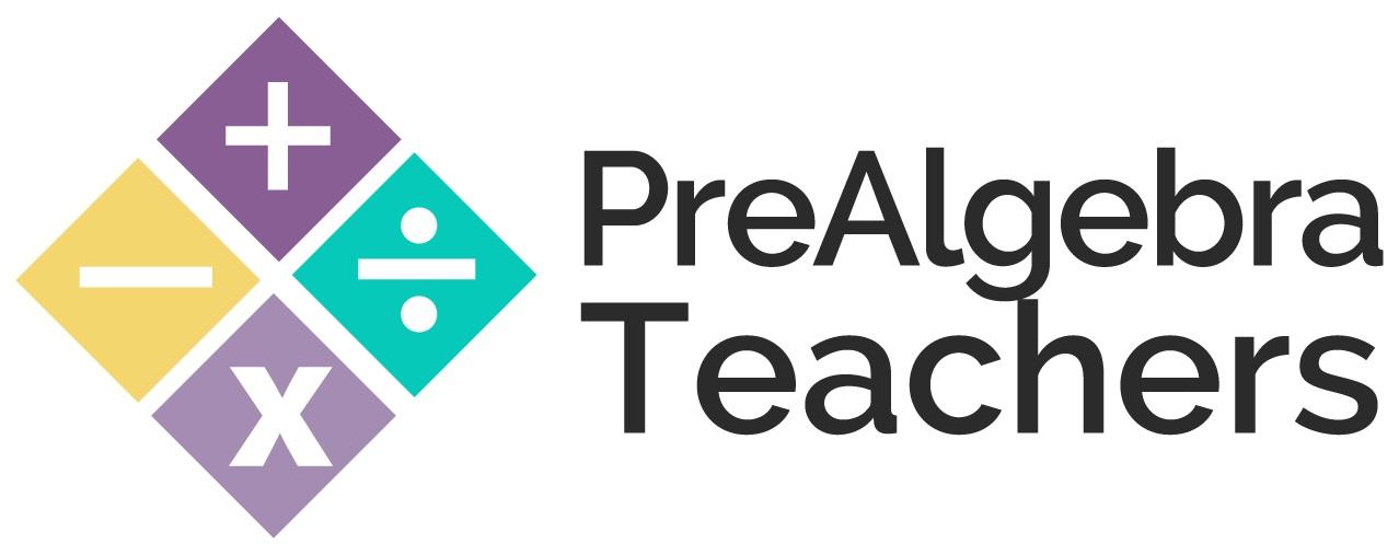 Prealgebra Lesson Plans